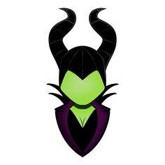 Maleficent: Disney Villains on Behance