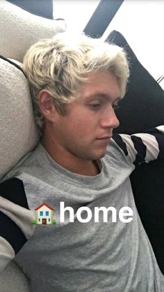 Niall has an old soul.... like an old man who's seen everything, and knows exactly what's going on... but he's really quiet about it.