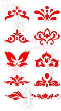 61e64e69e7 Kína Művészete, Hennaminták, Paper Cutting, Kakas, Arabeszk, Molde, Minták,