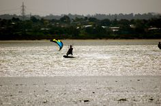 Point Chev' Kite Cruising