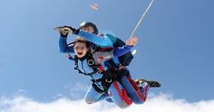 Are you Ready?......Tandem Skydiving Adventure in Prague, Czech Republic