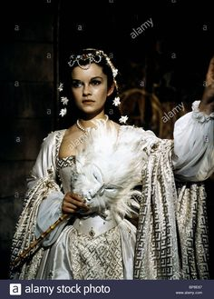 Genevieve Bujold Anne Of The Thousand Days (1969 Stock Photo ...