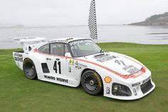 Photo gallery and award winners from the 2013 Pebble Beach Concours d'Elegance, held August 18 at the Pebble Beach Golf Links in California. Porsche 935, Pebble Beach Concours, Car Photos, Le Mans, Cars Motorcycles, Luxury Cars, Trucks, Bike, Vehicles