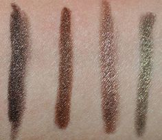 Urban Decay 24/7 Eye Liner Review, Photos, Swatches