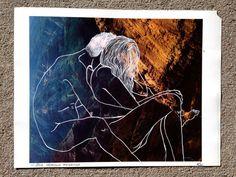Original Artwork / One Of A Kind / India Ink on by oliveemanuel