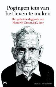 Pogingen iets van het leven te maken. Het dagboek van Hendrik van 2013. Leuk, humoristisch,  ontroerend.  De moeite waard