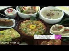 Korean Food Amazing Korean Table 2009 한국음식 세계화