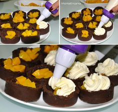 Torta de Chocolate sem forno...