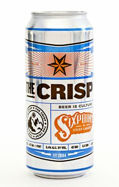 Sixpoint Brewery ... Love theese Cans ... Resin is a Good old Friend
