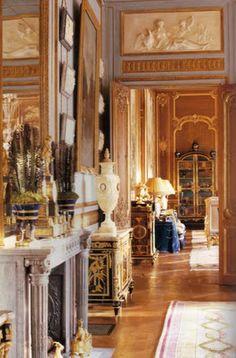 Parisian living room by Alberto Pinto