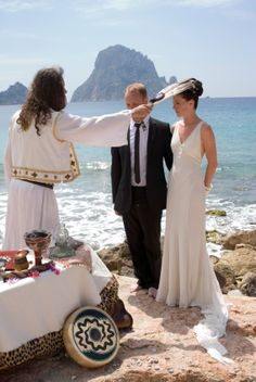 Ibiza Wedding es Vedrà Jon Michell