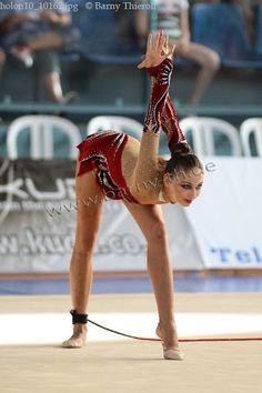 Daria Kondakova, Russia, Grand Prix Holon 2010