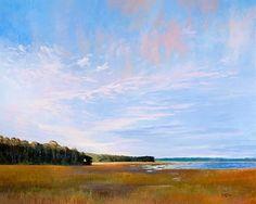"""Joseph Orr - Morris & Whiteside Galleries """"Transgression of Light"""" #art #landscape #southern"""