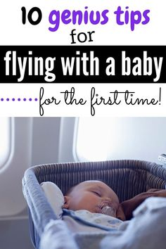 21 tips for the first 21 days with baby. Amazing hacks for new moms. A newborn survival guide for moms and dads. Breastfeeding recommendations, sleeping tips, and simple survival tips to get you through the first few weeks with baby. Baby Plane Travel, Baby On Plane, Travel Tips With Baby, Traveling With Baby, Travel With Kids, Air Travel, Baby Tips, Airplane Travel, Family Travel