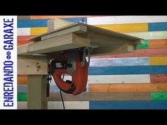 Some talking about the jigsaw I have used to make my homemade jigsaw table, about the power of the jigsaws and about the jigsaw blade I use. Used Woodworking Machinery, Woodworking Books, Router Woodworking, Woodworking Workshop, Homemade Tools, Diy Tools, Table Saw Sled, Jigsaw Table, Wooden Gears