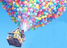 Up! Loved this movie!
