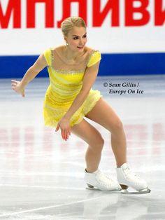 European Figure Skating Championships 2012 Kiira Korpi
