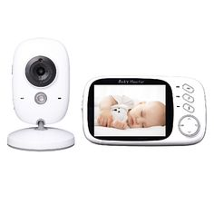 3.2 inch bebek telsizi video nanny Turkey Menu IR Night vision 2 way talk 8 lullabies Temperature monitor fetal bebek telsizleri