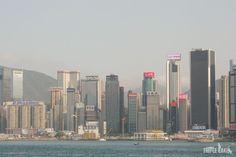 Sunny Hong Kong  #China #HongKong #architecture #skyscrapers