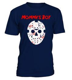 T shirt  Friday 13th ,Momma's Boy T-shirt  fashion trend 2018 #tshirt, #tshirtfashion, #fashion