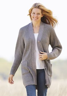 #WWFallContest Get ready for fall in cozy shaker sweaters  Plus Size from Woman Within