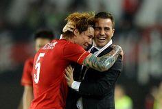 Cannavaro og Gattuso bliver trænerduo i Milan?