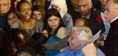 Indigenous woman alleges she was assaulted at climate change town hall while Trudeau watched on Liberal Party, Justin Trudeau, Older Men, Town Hall, First Nations, White Man, Woman Face, Climate Change, Rage