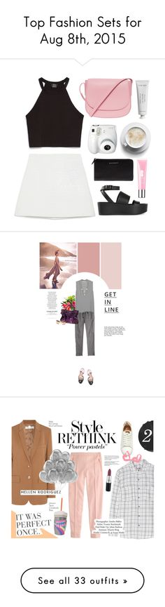 """""""Top Fashion Sets for Aug 8th, 2015"""" by polyvore ❤ liked on Polyvore"""