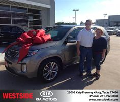 #HappyBirthday to Danette from Rick Hall at Westside Kia!  https://deliverymaxx.com/DealerReviews.aspx?DealerCode=WSJL  #HappyBirthday #WestsideKia