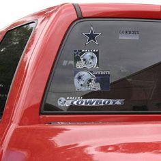 Dallas Cowboys Sticker Decals - $9.99