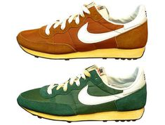 1970s Nike Challenger Vintage trainers reissued // obsessed.