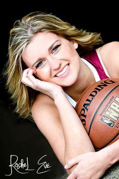 Rachel Eve Photography - senior session #Basketball senior