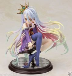 New-Anime-No-Game-No-Life-Kotobukiya-Shiro-1-7-Scale-PVC-Figure-Model-toy