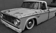 1966 Dodge Custom 100 Sweptline Pickup Truck