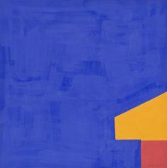 Bleu - Denis Juneau - Galerie Simon Blais - 5420, boul. St-Laurent, Montréal