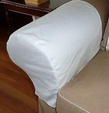 Idée géniale - protection accoudoir fauteuil Ektorp