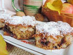 Вкусный и простой в приготовлении яблочный пирог.