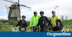 Rachel Dixon joins a new green cycle tour from London to Amsterdam – with plenty of interesting and delicious pit stops en route