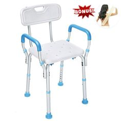Top 10 Best Shower Seats in 2020 Reviews | Shower chair