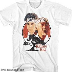The Karate Kid Men/'s T-Shirt S-XXL Sizes Officially Licensed Karate Kid