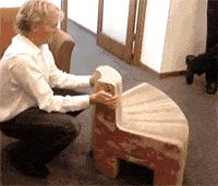 Funny pictures about Paper Couch. Oh, and cool pics about Paper Couch. Also, Paper Couch photos. Beste Gif, Cool Inventions, My New Room, Mind Blown, Fun Facts, Funny Pictures, Projects To Try, Nerd, Geek Stuff