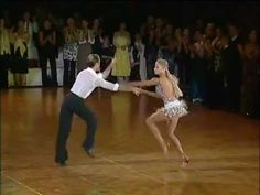 This is one of my favorite videos of Riccardo & Yulia, I was thrilled when I saw it, how perfect dancing, glamor and beauty of both is not limited. The love you forever and forever.