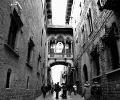 It's lovely to get lost in the Gothic Quarters and breath the Catalan history.