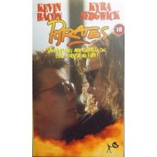Pyrates VHS from The Video Collection (VC 3409)