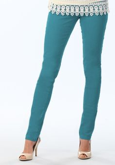Tall Colored Jean for Women | Long Elegant Legs