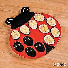 $10 from OTC!  Ladybug Egg Tray