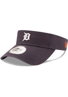 cd9f6d356d8 New Era Detroit Tigers Navy Blue Spring Training BP 2019 39THIRTY Flex Hat