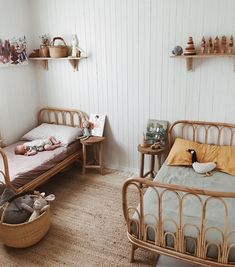 vintage daybeds child style is part of Kid room decor it& no secret that vintage bamboo daybeds are back in style, but have you thought about them for le bébé - Kids Room Bed, Girl Room, Girls Bedroom, Bedroom Decor, Bedroom Ideas, Bedroom Lighting, Kid Bedrooms, Bedroom Lamps, Kids Bedroom Lights