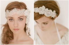wedding headbands, wedding headpieces, unique wedding headpieces