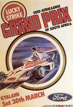 South African Grand Prix 1974